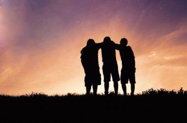 cohésion adolescents coucher de soleil programme socio éducatif
