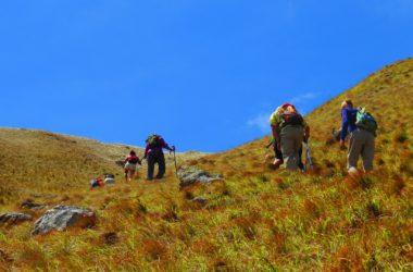femmes randonnées bushcraft
